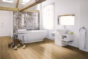 DESIGNline_TERRA wood_Gunstock Oak_Badezimmer