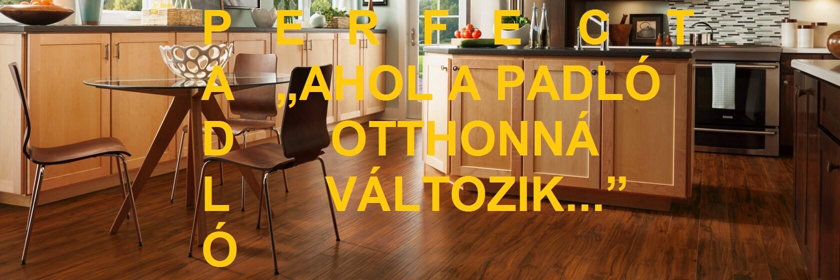 Laminált padló akció - PERFECT PADLÓ 06 30 264-5051