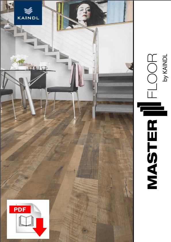 Kaindl Master Floor katalógus