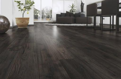 dió színű laminált padló kaindl 34054