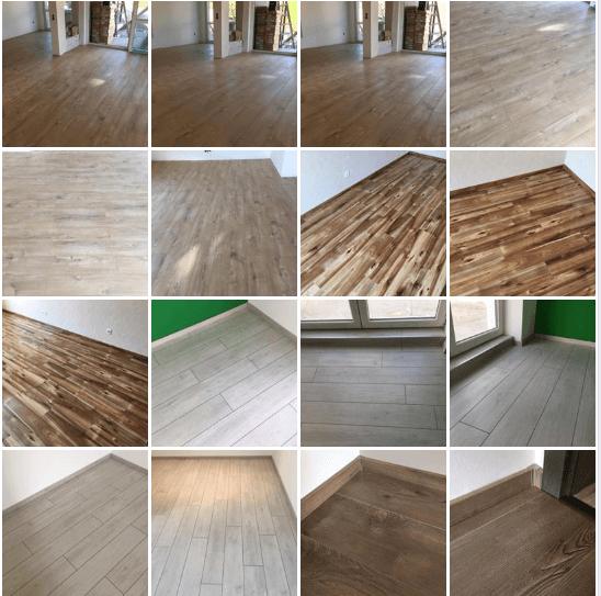laminált padló akció